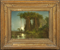 Louis Remy Mignot, Claudia Heath Fine Art, Charlotte, NC